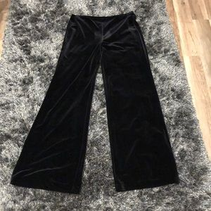 Express Pants - Express pull on velvet trousers